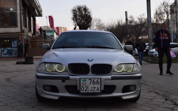 BMW 325 2001 года за 2 700 000 тг. в Алматы