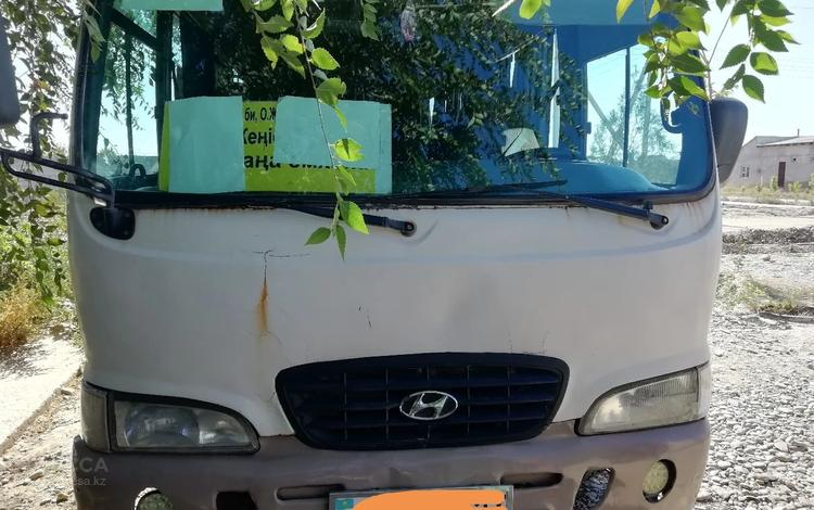 Hyundai  Каунти 2003 года за 1 400 000 тг. в Туркестан