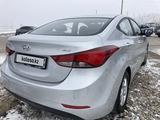 Hyundai Elantra 2014 года за 5 850 000 тг. в Алматы – фото 3