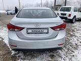 Hyundai Elantra 2014 года за 5 850 000 тг. в Алматы – фото 4