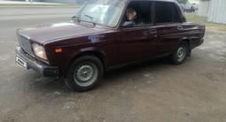 ВАЗ (Lada) 2107 2007 года за 780 000 тг. в Костанай – фото 3