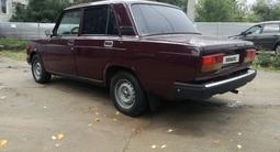 ВАЗ (Lada) 2107 2007 года за 780 000 тг. в Костанай – фото 4