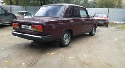 ВАЗ (Lada) 2107 2007 года за 780 000 тг. в Костанай – фото 5
