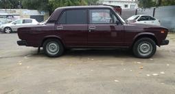 ВАЗ (Lada) 2107 2007 года за 780 000 тг. в Костанай – фото 2