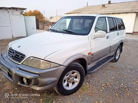SsangYong Musso 2002 года за 2 000 000 тг. в Шардара – фото 5