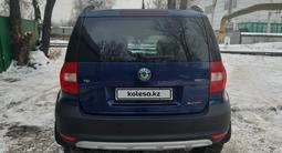 Skoda Yeti 2013 года за 4 200 000 тг. в Алматы – фото 4