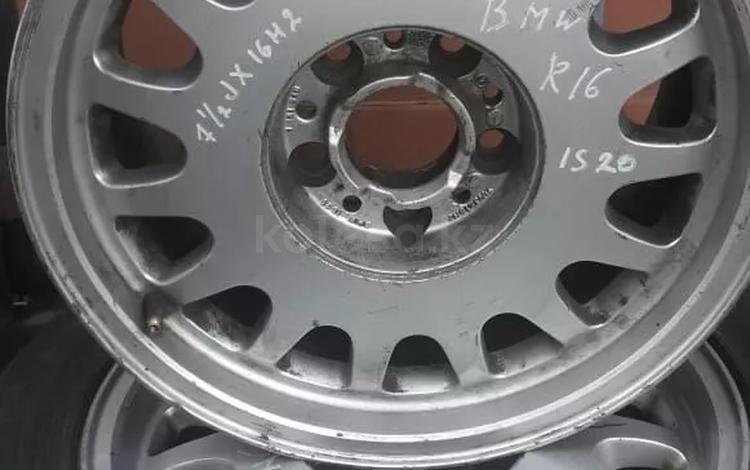 Диски на БМВ комплект r16 за 568 тг. в Караганда