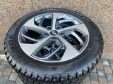 Диски Hyundai Tucson и тд с зимней резиной за 260 000 тг. в Алматы – фото 5