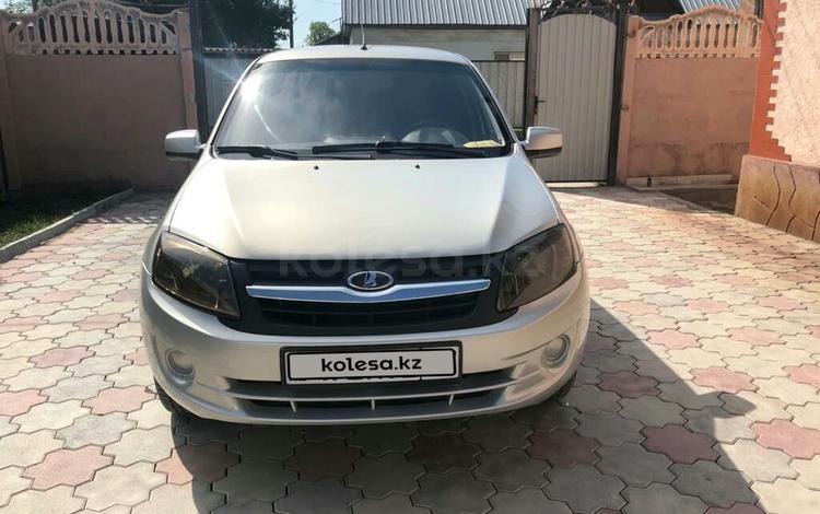 ВАЗ (Lada) 2190 (седан) 2014 года за 2 350 000 тг. в Алматы