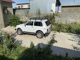 ВАЗ (Lada) 2121 Нива 2004 года за 950 000 тг. в Шымкент – фото 2