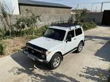 ВАЗ (Lada) 2121 Нива 2004 года за 950 000 тг. в Шымкент – фото 3