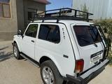 ВАЗ (Lada) 2121 Нива 2004 года за 950 000 тг. в Шымкент – фото 4