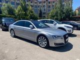 Audi A8 2015 года за 15 000 000 тг. в Алматы