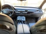Audi A8 2015 года за 15 000 000 тг. в Алматы – фото 4