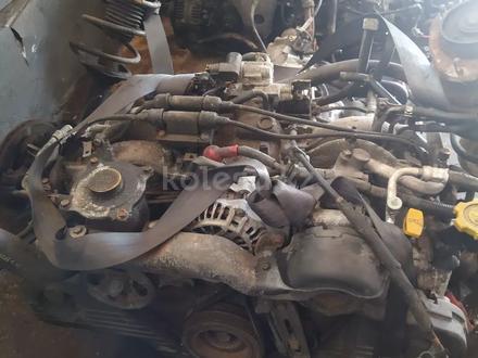 Двигатель EJ20, EJ16 за 170 000 тг. в Алматы