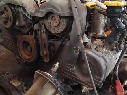 Двигатель EJ20, EJ16 за 170 000 тг. в Алматы – фото 2