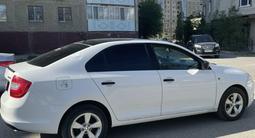 Skoda Rapid 2013 года за 3 500 000 тг. в Алматы – фото 2