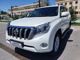 Toyota Land Cruiser Prado 2015 года за 19 200 000 тг. в Шымкент