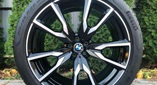Комплект колес для BMW X7 G07 R22 Оригинал, лето зима за 2 000 000 тг. в Алматы