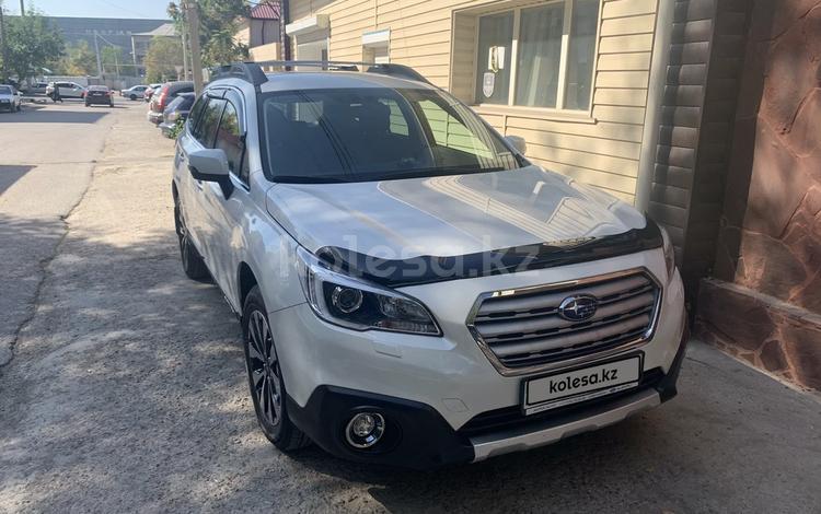 Subaru Outback 2017 года за 12 300 000 тг. в Шымкент