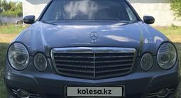 Mercedes-Benz E 220 2007 года за 5 200 000 тг. в Караганда – фото 2