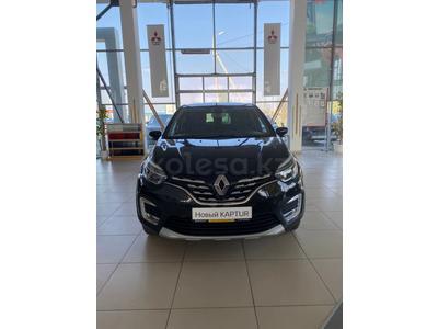 Renault Kaptur Style TCE (4WD) 2021 года за 11 243 000 тг. в Уральск