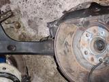 Цапфы в сборе (подшипник, ступица) передняя задняя на Ауди Аллроад… за 15 000 тг. в Алматы – фото 3
