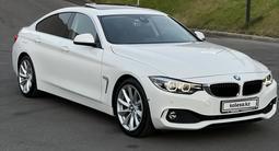 BMW 420 2020 года за 17 500 000 тг. в Алматы