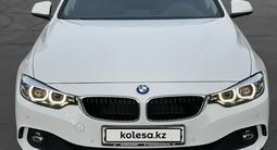 BMW 420 2020 года за 17 500 000 тг. в Алматы – фото 3