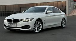 BMW 420 2020 года за 17 500 000 тг. в Алматы – фото 4