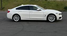 BMW 420 2020 года за 17 500 000 тг. в Алматы – фото 5