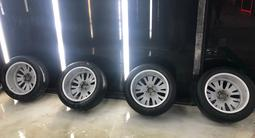 X5, 6 F15, 16 Комплект оригинальных дисков BMW STAR-SPOKE 448 за 280 000 тг. в Алматы – фото 5