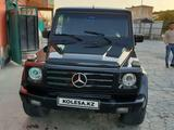 Mercedes-Benz G 500 1998 года за 6 200 000 тг. в Кентау – фото 5