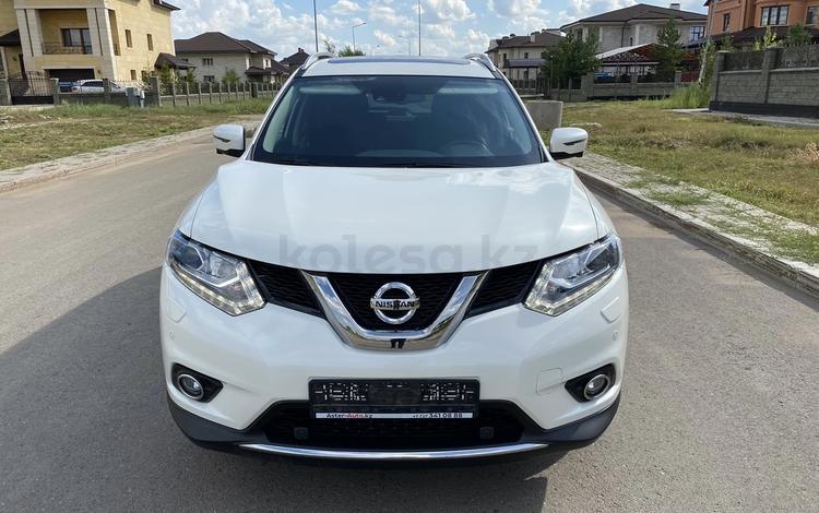 Nissan X-Trail 2018 года за 10 900 000 тг. в Нур-Султан (Астана)