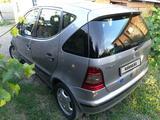 Mercedes-Benz A 140 1998 года за 1 500 000 тг. в Алматы – фото 5