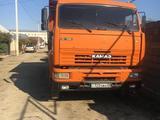 КамАЗ  КамАЗ сомосвал 20 тонник 2006 года за 8 700 000 тг. в Тараз