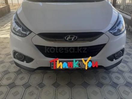 Hyundai Tucson 2014 года за 6 900 000 тг. в Шымкент – фото 3