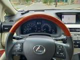 Lexus RX 350 2011 года за 10 700 000 тг. в Костанай – фото 5