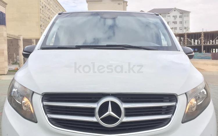 Mercedes-Benz Vito 2015 года за 16 000 000 тг. в Актау