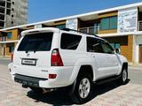 Toyota 4Runner 2004 года за 9 200 000 тг. в Актау – фото 4