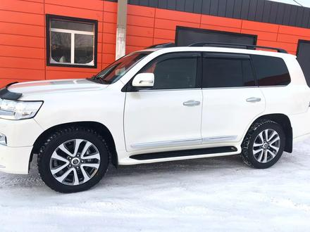 Toyota Land Cruiser 2017 года за 28 500 000 тг. в Жезказган