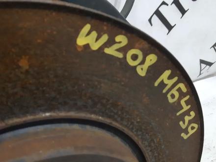Ступицы на Mercedes-Benz W208 за 45 548 тг. в Владивосток – фото 4