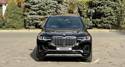 BMW X7 2020 года за 55 000 000 тг. в Алматы