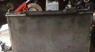 Радиатор охлаждения (основной) на Lexus GS350 s190, оригинал из Японии за 30 000 тг. в Алматы