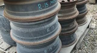 Диски железные на Мерседес за 15 000 тг. в Актобе
