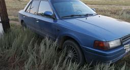 Mazda 323 1991 года за 750 000 тг. в Уральск – фото 4