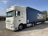 DAF  XF106 2017 года за 27 000 000 тг. в Шымкент