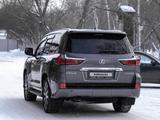 Lexus LX 570 2018 года за 42 000 000 тг. в Петропавловск – фото 5