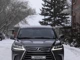 Lexus LX 570 2018 года за 42 000 000 тг. в Петропавловск – фото 2