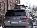 Lexus LX 570 2018 года за 42 000 000 тг. в Петропавловск – фото 3